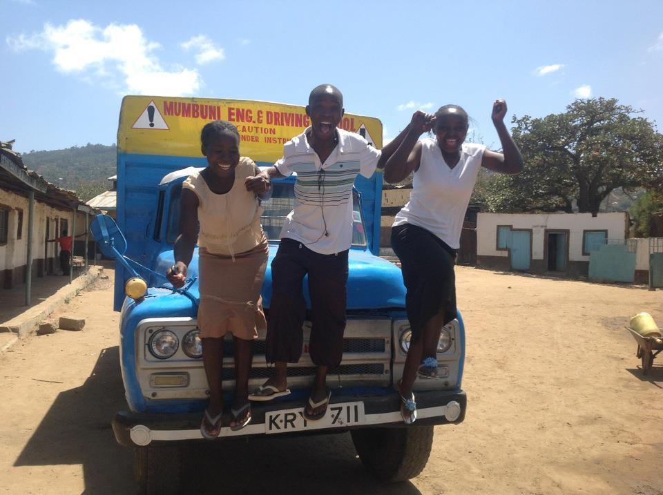 gombolo village kenya